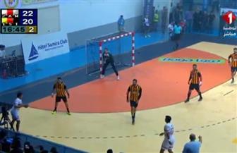 الزمالك يهزم الترجي ويتوج بطل إفريقيا لكرة اليد للمرة العاشرة