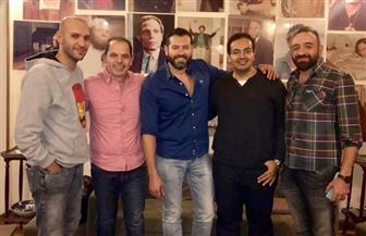 """عمرو يوسف """"طايع"""" الصعيدي في رمضان المقبل"""
