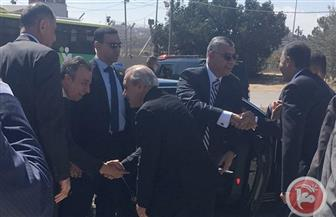 رئيس المخابرات المصرية يصل رام الله ويلتقى محمود عباس