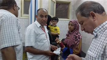 إحالة 20 طبيبًا بمستشفى سمنود المركزي للتحقيق بسبب تركهم العمل | صور