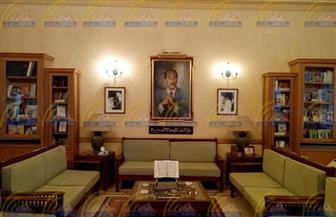 """""""بوابة الأهرام"""" تحتفل بذكرى أكتوبر في جولة بمنزل """"السادات""""   فيديو وصور"""