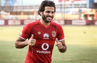 الأهلي يعلن جاهزية مروان محسن وسعد سمير لرحلة لبنان