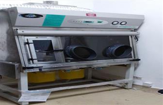 جهاز جديد لتركيب العلاج الكيماوي بمركز أورام المنصورة
