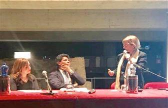 الجامعة الكاثوليكية بميلانو تناقش أشكال السرد العربي مع بسمة الخطيب