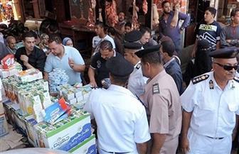 ضبط 13 طن أرز وأدوية بيطرية مغشوشة بأسواق الإسكندرية