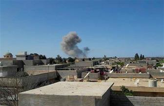 """""""الألمانية"""": 12 قتيلًا على الأقل في غارات جوية على درنة الليبية"""