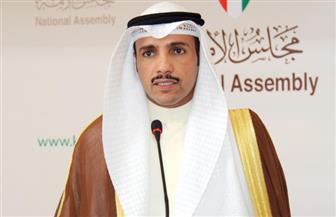 رئيس مجلس الأمة الكويتي يصل القاهرة للمشاركة في المؤتمر الثالث للبرلمان العربي