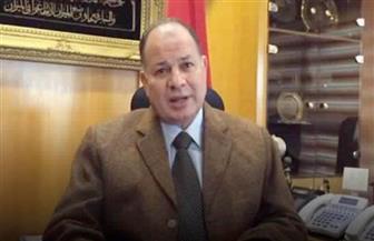 مساعد وزير الداخلية يجتمع مع قيادات أمن الجيزة ويحثهم على التفاني في العمل وحسن معاملة المواطنين