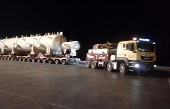طوارئ  لخروج 409 طن طرود معدات من ميناء سفاجا | صور