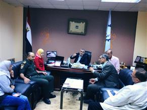 """"""" الشباب والرياضة"""" بالغربية تناقش خطة تفعيل مبادرة """"المصريون يتعلمون""""   صور"""