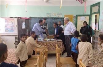 حملة للرقابة الإدارية على قرية الوادي بطور سيناء | صور