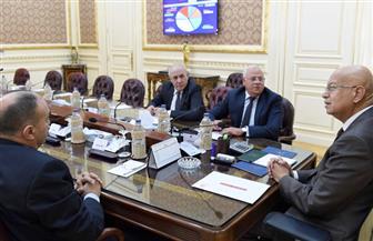 تفاصيل اجتماع رئيس الوزراء ومحافظ بوسعيد.. استعرض الموقف التنفيذي للمشروعات التنموية