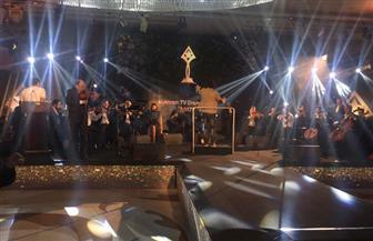 بدء وصول المكرمين والضيوف بحفل جائزة الأهرام للدراما التليفزيونية| صور