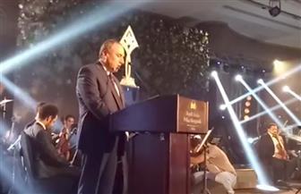 بدء حفل الأهرام للدراما التليفزيونية بحضور عدد كبير من الفنانين والشخصيات العامة