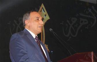 عبدالمحسن سلامة: الأهرام ديوان الحياة   صور وفيديو