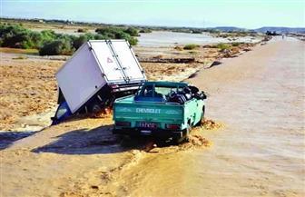 """أنظمة إنذار مبكر لمواجهة السيول.. مناطق جديدة دخلت """"حزام الكوارث"""".. و""""المحاكاة"""" تكشف تقصير العنصر البشري"""