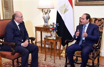 وزير الزراعة يهنئ الرئيس السيسي بالذكرى الـ44 لنصر أكتوبر