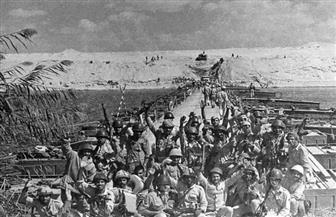"""بمناسبة الذكرى الـ44 لحرب 6 أكتوبر.. ننشر 16 صورة نادرة من ذاكرة """"الأهرام"""""""