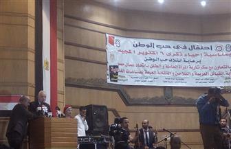 الأمين العام للاتحاد الدولي لنقابات عمال العرب للرئيس السيسي: نشكرك على دعمك لكل القضايا العربية