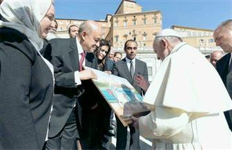 بعد مباركة بابا الفاتيكان.. مسار العائلة المقدسة طوق نجاة للسياحة|صور
