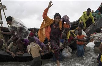 جنوح قارب يقل 76 من مسلمي الروهينجا في إندونيسيا
