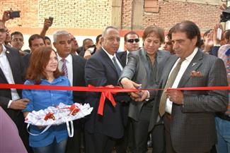 محافظ-الشرقية-يفتتح-مدرسة-في-أبو-حماد-بتكلفة--ملايين-جنيه