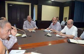 محافظ البحر الأحمر يناقش مع مساعد وزير الصحة الإجراءات الوقائية لمكافحة حمى الضنك| صور