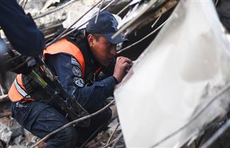 انتشال الجثة الأخيرة من تحت الأنقاض بعد زلزال المكسيك