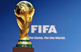 كأس العالم يصل مطار الغردقة برفقة عدد من لاعبى الكرة العالميين | فيديو وصور