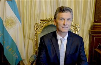 الرئيس الأرجنتيني يثق في فوز منتخب بلاده على بيرو في تصفيات المونديال