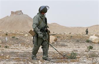 العثور على قذائف ومخلفات حربية بمدينة سرت الليبية