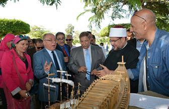وزيرا الثقافة والأوقاف ومحافظ الإسماعيلية يحتفلون بذكرى انتصارات أكتوبر | صور