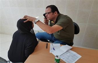 قافلة طبية تُوقع الكشف على 400 مريض بالعيون في قرية برج مغيزل