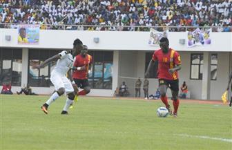 """التشكيل.. أمارتي يقود """"مغموري"""" غانا أمام أوغندا"""