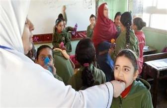 """حملة قومية لتطعيم تلاميذ الابتدائية ضد """"الطفيليات المعوية"""" بالقاهرة منتصف الشهر الجاري"""
