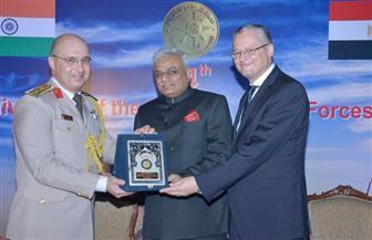 مكتب الدفاع بسفارة مصر في الهند يحتفل بالذكرى 44 لانتصارات أكتوبر| صور