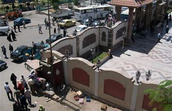 """""""حي حلوان"""" يستجيب لـ""""بوابة الأهرام"""" حول فوضى """"التوك توك"""" أمام محطة المترو   صور"""