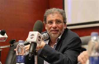 خالد يوسف: عدت للسينما بشوق حقيقي.. ولن أرشح نفسي في الانتخابات المقبلة | صور