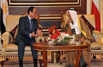 """""""الزيارة الثالثة للرئيس السيسي إلى الكويت"""".. تجسيد للعلاقات الراسخة بين بلدين شقيقين"""