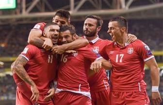 صربيا تلحق بركب المتأهلين للمونديال وأيرلندا تصعد للملحق الفاصل