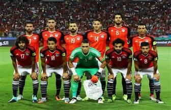 بعثة منتخب مصر تعود للقاهرة بعد أداء مناسك العمرة
