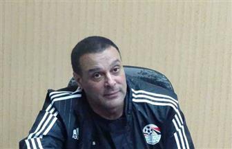 عصام عبدالفتاح يشارك في معسكر حكام فيفا برواندا