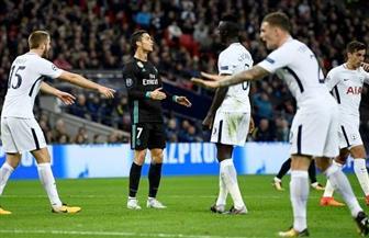 توتنهام يقسو على ريال مدريد بثلاثية ويتصدر المجموعة بدورى الأبطال