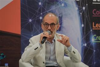 غسان مسعود: أحلم بتجسيد شخصيات المتنبي وشمس الدين التبريزي في أعمال سينمائية قادمة