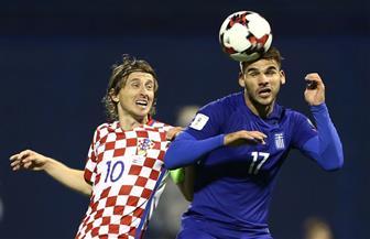 كرواتيا تضع قدمًا في المونديال بالفوز على اليونان (4 -1) في الملحق الأوروبي