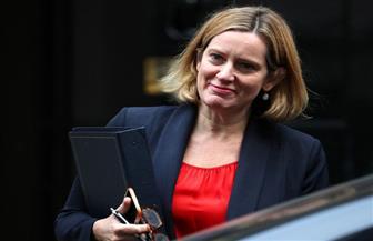 استقالة وزيرة الداخلية البريطانية آمبر رود من منصبها
