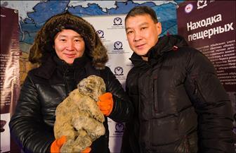 عمره 50 ألف سنة .. العثور على بقايا أسد الكهف الروسى | فيديو