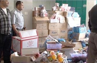ضبط 68 مخالفة تسعيرة وسلع مغشوشة في حملة تموينية بالغربية