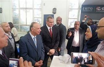 إقبال ملحوظ من الشباب على 3000 فرصة عمل بملتقى التوظيف في مصر الجديدة