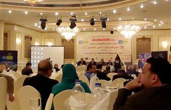 """أبو المكارم في """"مؤتمر الأهرام الاقتصادي"""" : مشكلات التصدير لإفريقيا أهم تحديات الصناعة المصرية"""